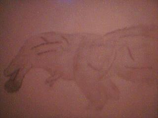 Ravenoues Demon Sketch by SerisNovis