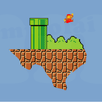 Super Mario Texas by mmolai