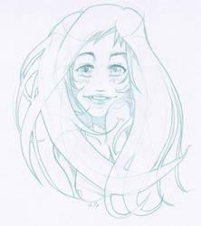 Little sketch by NossE