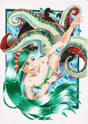 Mermaid danse by NossE