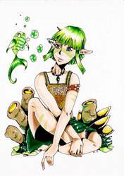 green dream by NossE