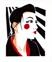 Geisha by NossE
