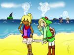 [The Legend of Zelda] Be quiet !