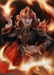 Commission - Arvis by nayuun