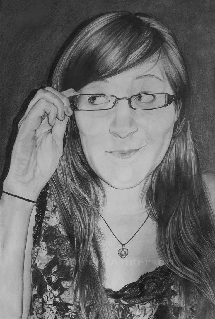 Self Portrait by Kerpow
