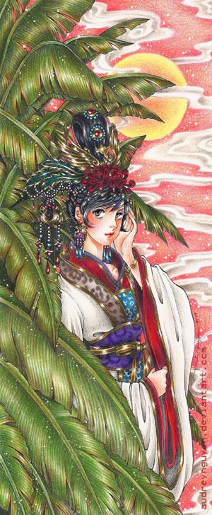 Lu Xin Yu by audreynguyen