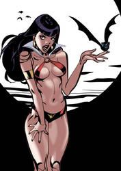Vampirella by celor