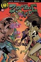 Zombie Tramp #31 cover