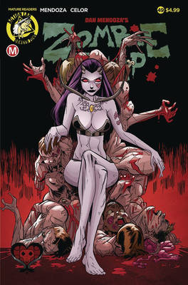 Zombie Tramp #49 cover