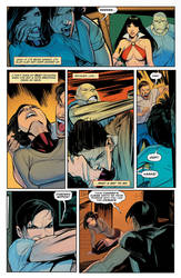 Hack/Slash Resurrection #9 pg1 by celor