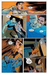 Hack/Slash Resurrection #9 pg2 by celor