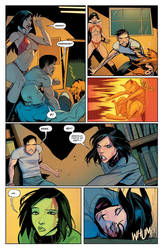 Hack/Slash Resurrection #9 pg3 by celor