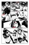Hack/Slash vs. Chaos! #3 page 13