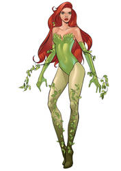 Poison Ivy by celor