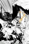 Hack/Slash vs. Chaos! #4 page 2