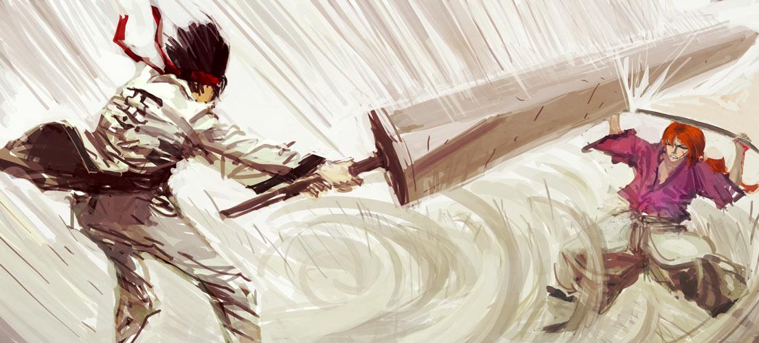 Samurai X by celor