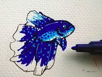 Anger Fish