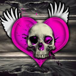 skull in my heart