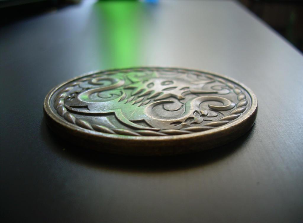 Coin - Macro by ggeorgiev92