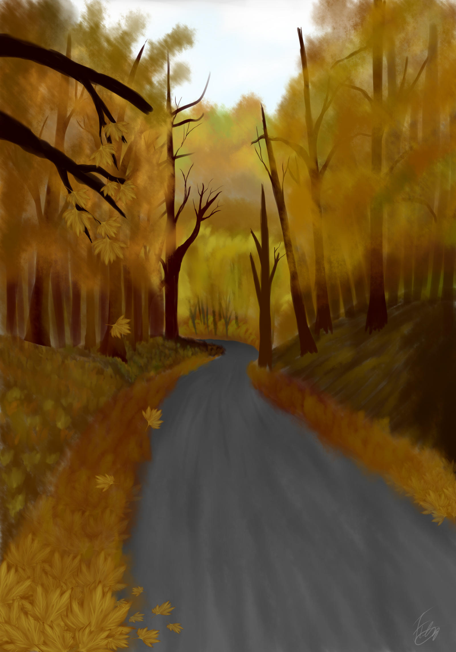 Autumn by ggeorgiev92
