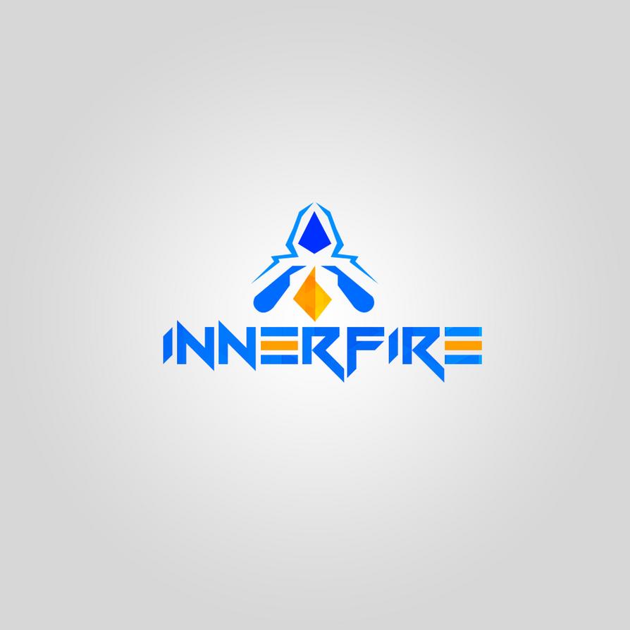 Innerfire Logo by ggeorgiev92