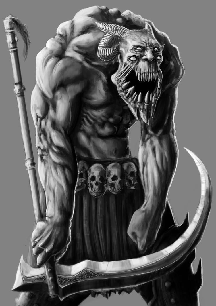 Demon by DanAngelone