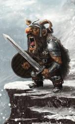 Viking by DanAngelone