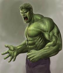 Hulk by DanAngelone