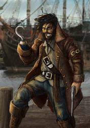 Pirate by DanAngelone