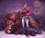 Lion Tamer by DanAngelone