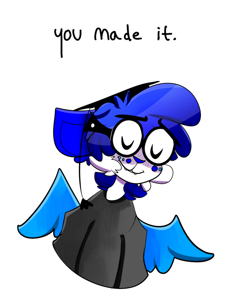I Made It by spazzyArtist1999
