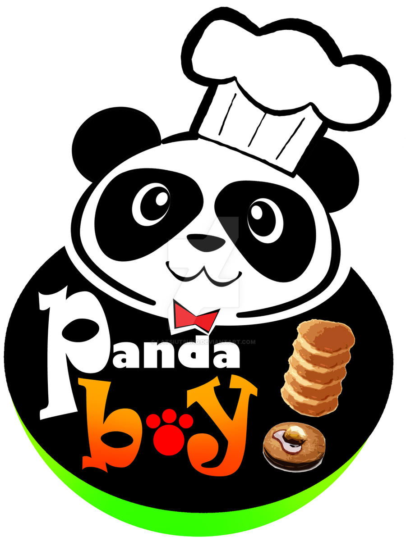 Panda Boy! Logo by latsiutsung on DeviantArt