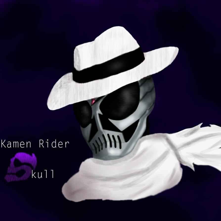 Kamen Rider Skull by DisgraphicArtist