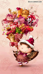 Gift fairy by LiaSelina