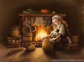 Cinderella by LiaSelina