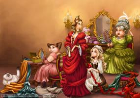 Cinderella2 by LiaSelina
