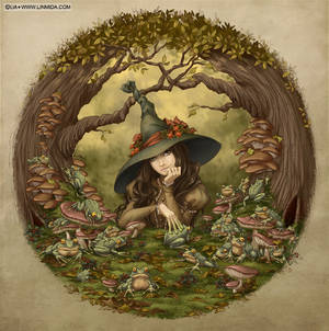 The Frog Witch