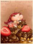 Cake diet fairy-bug