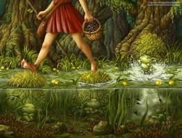 Little Bog  men by LiaSelina