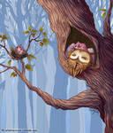 Owl Goodnight