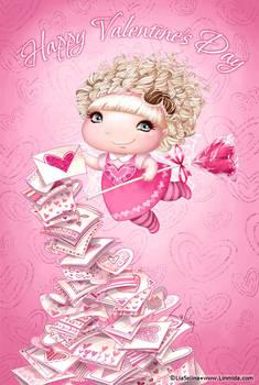 The Valentine's Day Fairy-Bug