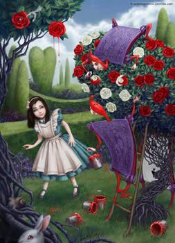 Alice and Gardeners