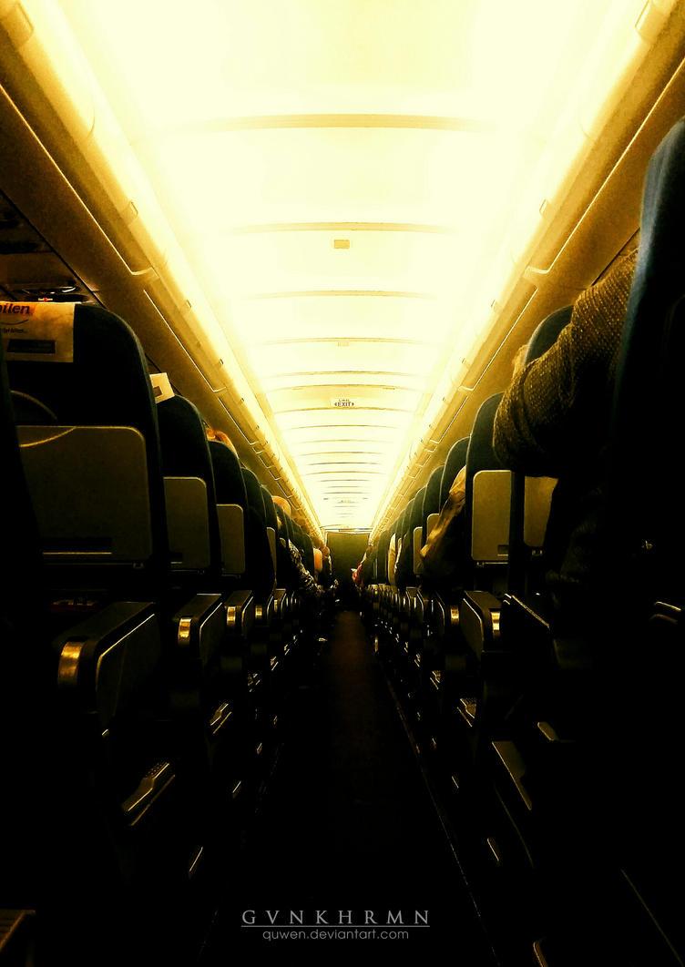 departure by quwen