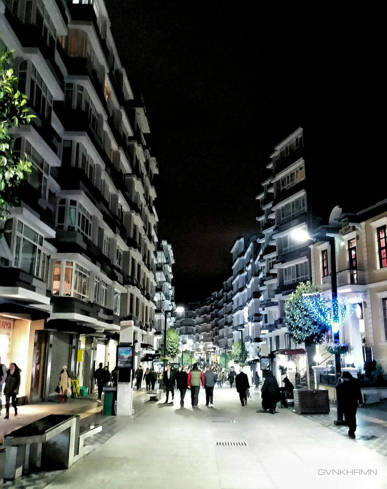 ciflik caddesi by quwen