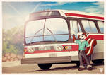 [COMM] Childhood Bus