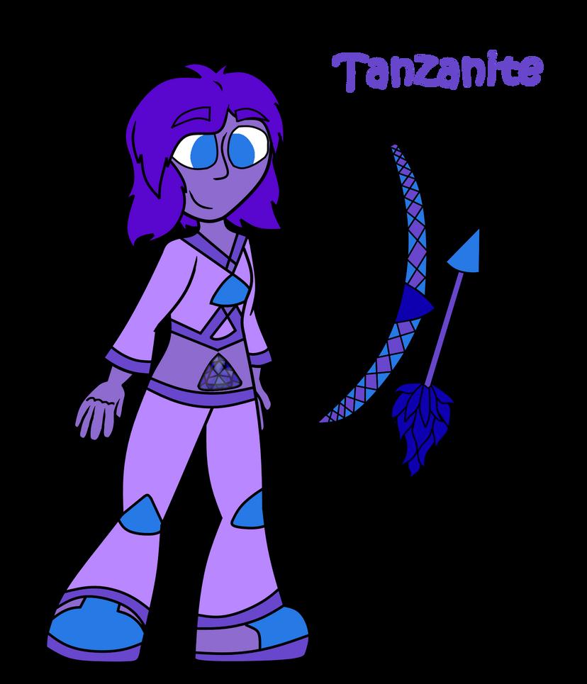 Tanzanite by SapphireHarmony13