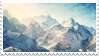 Mountains Stamp by Festrat