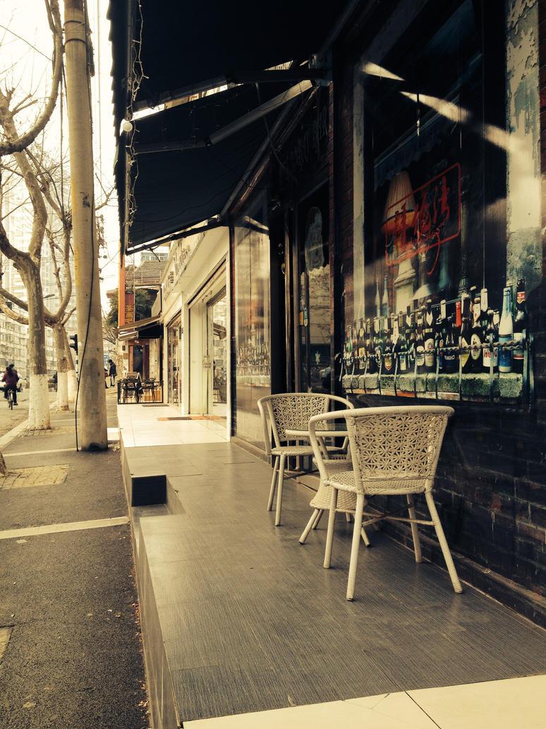 A little shop by DrawHui