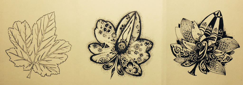 My art homework3 by DrawHui