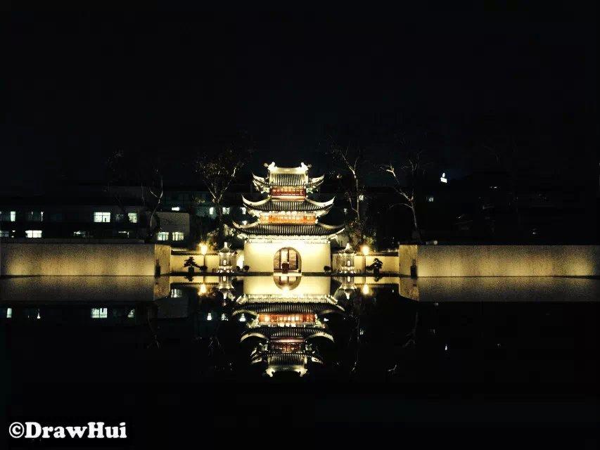 Confucius Temple by DrawHui